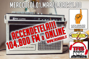 ArchiDesigner On Air su TRS RADIO